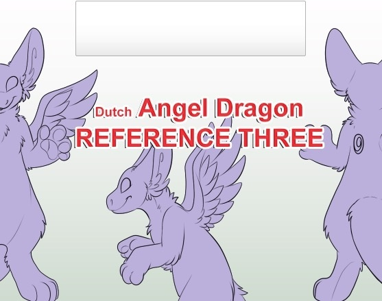 Dutch Angel Dragon Reference THREE
