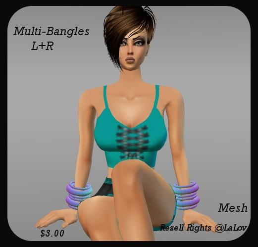 Multi Bangle L/R