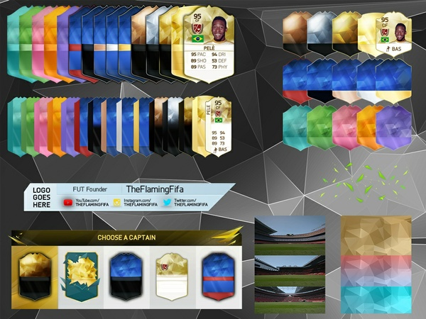 Fifa 16 Ultimate Graphics Pack
