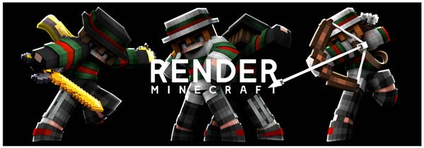 Minecraft - Render