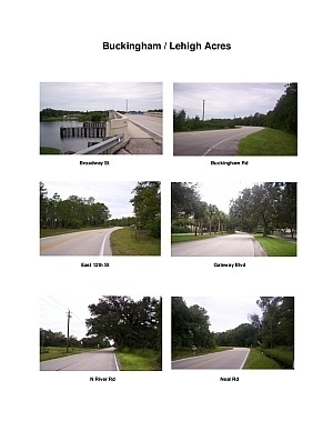 Buckingham-Lehigh Acres Scenic Motorcycle Ride (North Ft Meyers)