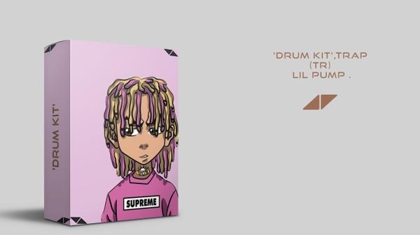 'DRUM KIT Lil Pump