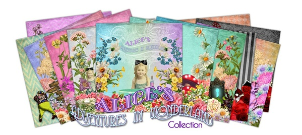 Alice's Adventures in Wonderland Collection