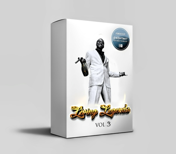 LIVING LEGENDS KONTAKT VOL 3