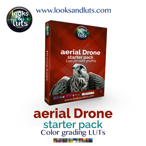 aerial DRONE Starter Pack