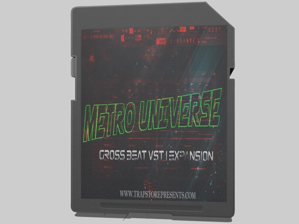 SOUNDBANK EXP - METRO UNIVERSE GROSS BEAT EXPANSION