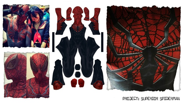 SUPERIOR SPIDERMAN print file