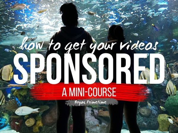 How To Get Your Video Sponsored