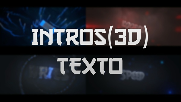 Intro Text(3D) : ON