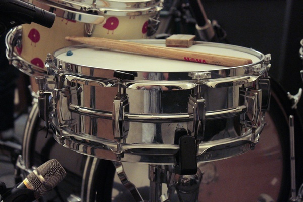 Roomy Ludwig LM400 & 70s Ludwig Kick Sample Pack