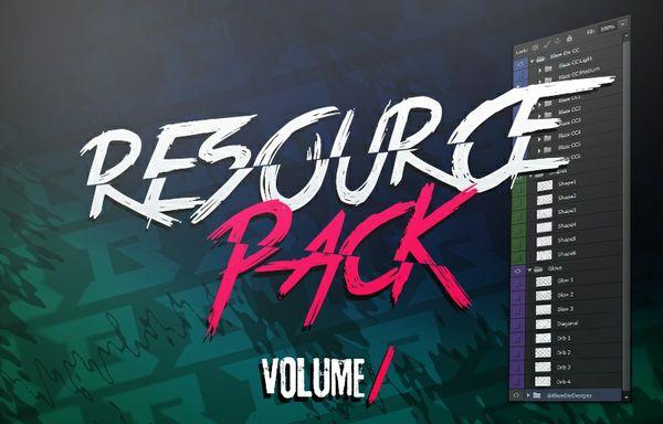 Resource Pack Volume 1