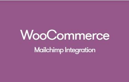 WooCommerce MailChimp Integration 1.0.4 Extension