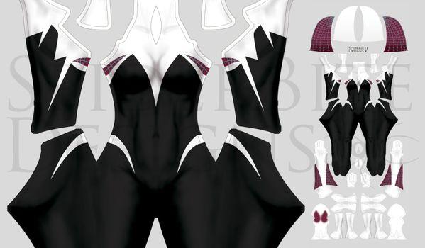 Gwen Stacy Pattern