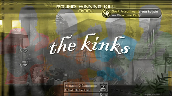 The kinks project file