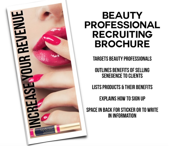 USA - Beauty Professional Recruiting Brochure