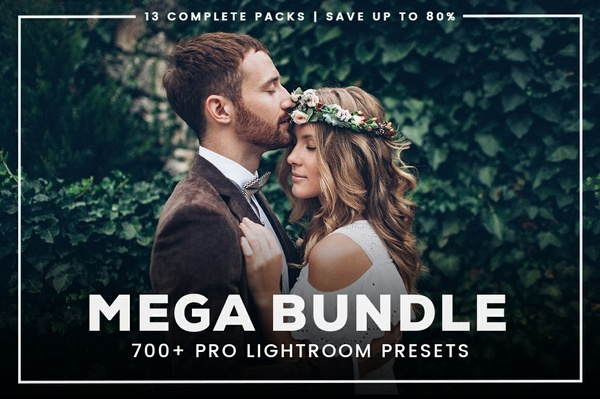 700+ Lightroom Presets Bundle