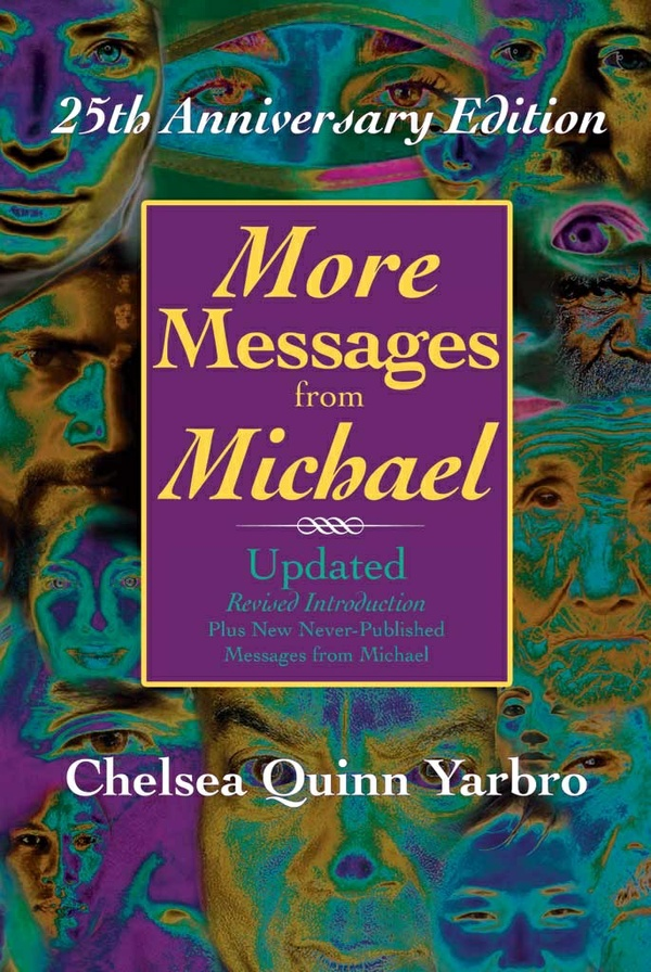 MORE Messages from Michael by Chelsea Quinn Yarbro