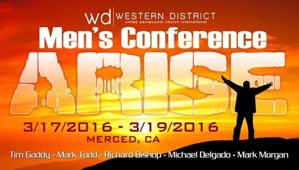 "2016 Western District Men's Conference Rev. Mike Delgado 03-19-16am "" A Soul Man"" MP4"