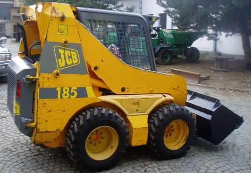 JCB Robot 185 185HF 1105 1105HF Skid Steer Loader Service Repair Manual Download