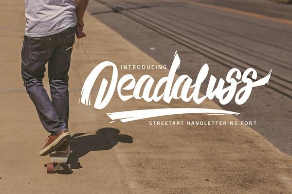 Deadaluss Font