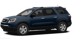 GMC Acadia 2007 2008 2009 2010 2011 2012 Factory Service Workshop repair manual