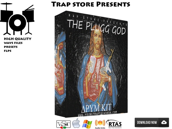 Trap Store Presents - The Plug God V1