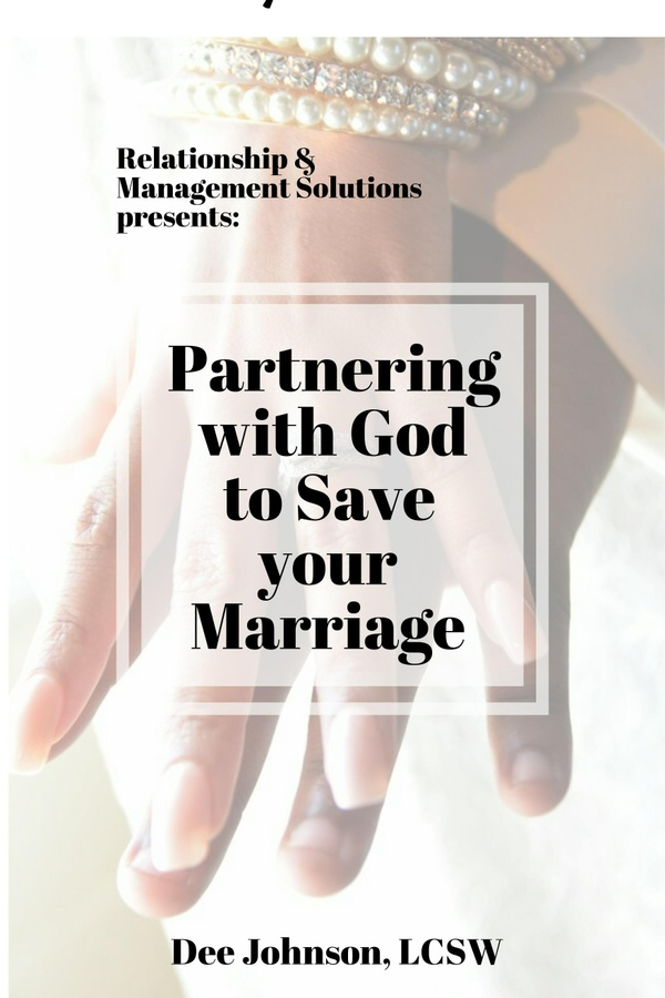 Partnering with God to Save Your Marriage
