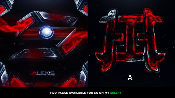 Pack Logo AVI / Alexis