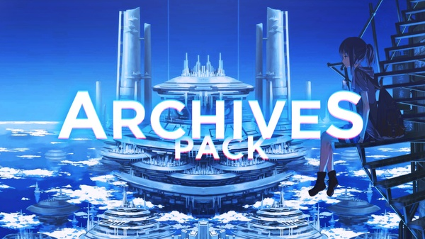 The archives pack