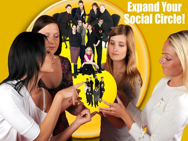 How to Expand Your Social Circle Guide