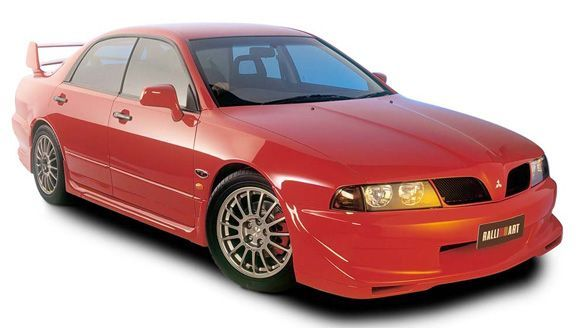 Mitsubishi Magna TH, TJ and Ralliart (1999-2002) Workshop Manual
