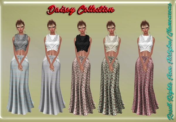 Daisey Collection Resell Rights!!!