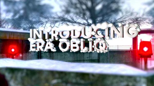 Introducing eRa Obliq Project File
