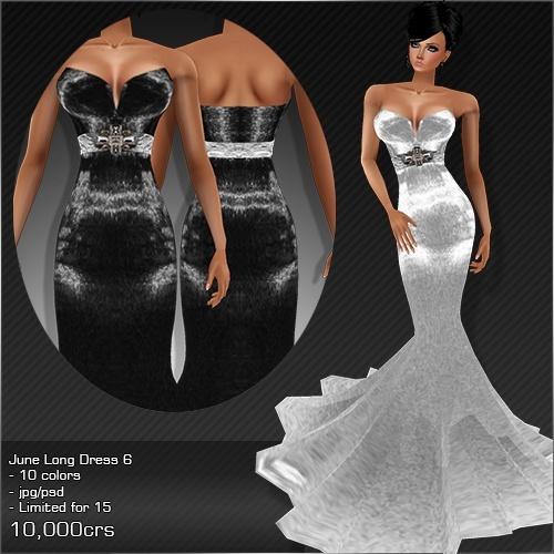 2013 Jun Long Dress # 6