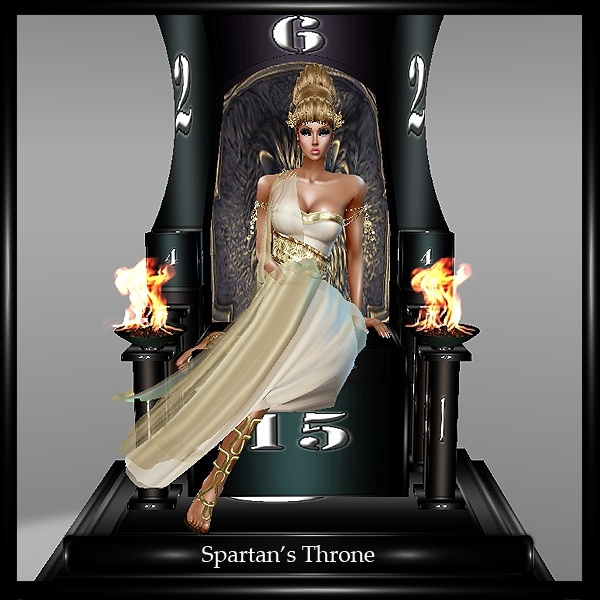 SPARTAN S THRONE