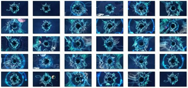NeonVisual HD Picture Pack