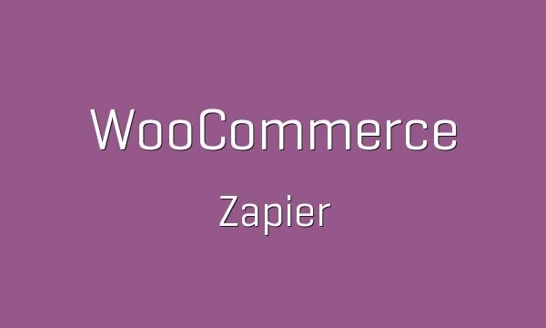 WooCommerce Zapier 1.6.9 Extension