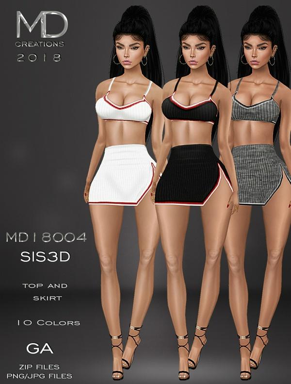 MD18004 - GA - Sis3D