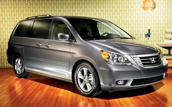 2005-2009 Honda Odyssey OEM Workshop Service and Repair Manual