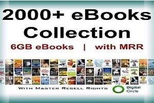 Complete Ebook Business In A Box Including Over 2000 Ebooks And  A Guide On Selling Them Fast
