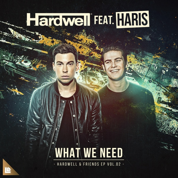 Hardwell feat. Haris - What We Need FL Studio Remake + FLP + PRESETS + MIDI