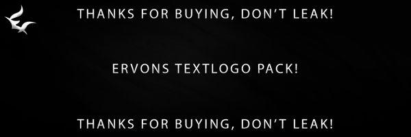 TextLogoPack