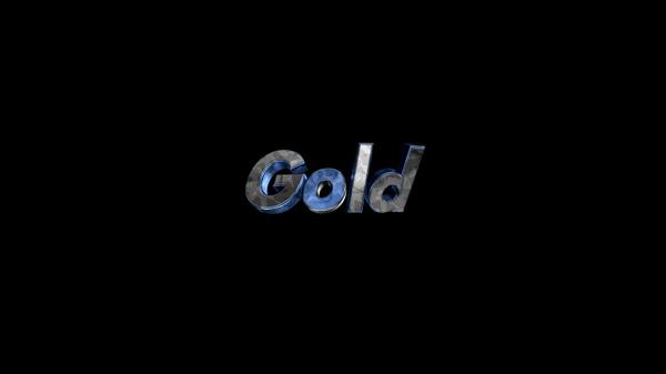 Gold Lights by LazeFX