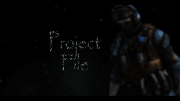 Lost Singularity. Project File