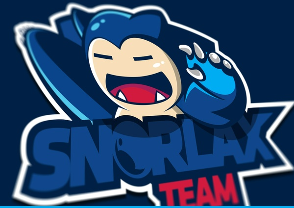 Snorlax Team Mascotte - Gaming & eSport
