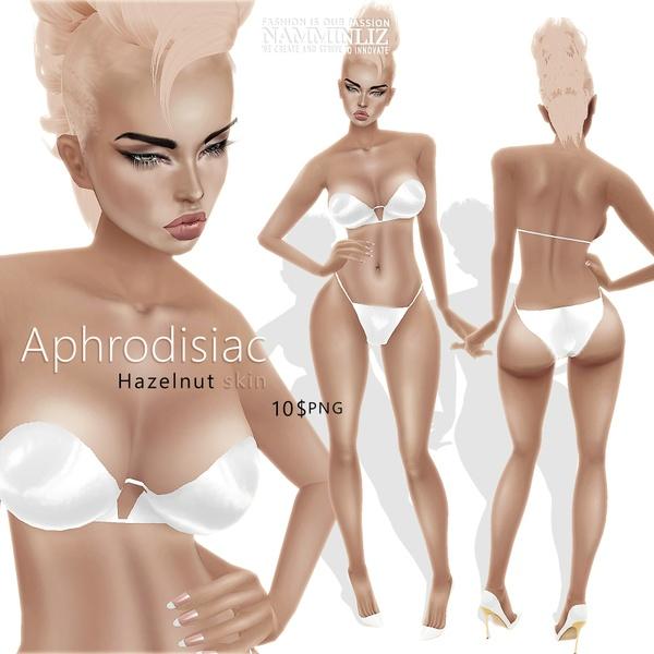 💋 Aphrodisiac 💋 Hazelnut Skin  ^ . ^