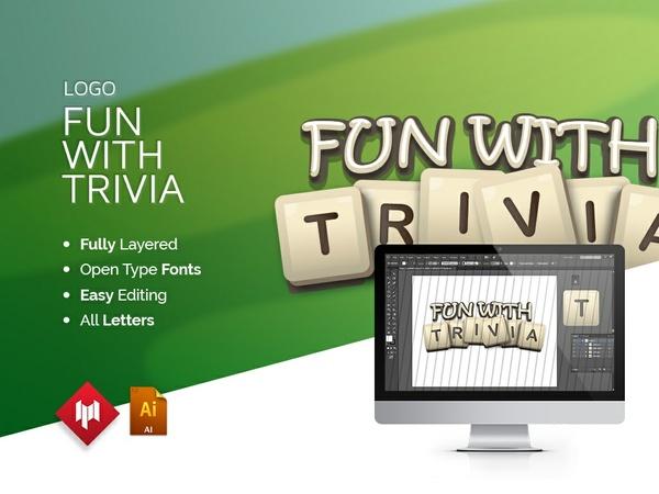 Logo   Fun With Trivia (AI)