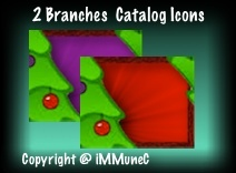 2 Branches Catalog Icons