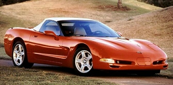 Chevrolet Corvette C5 1997 to 2004 Factory Service Workshop repair manual