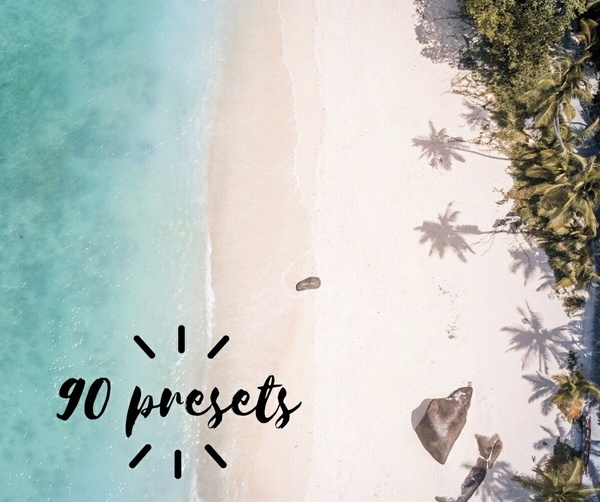 90 Lightroom Presets